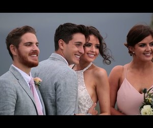 wedding, gabriel conte, and jess conte image