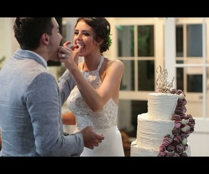 cake, wedding, and gabriel conte image