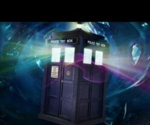 tardis and doctorwho image