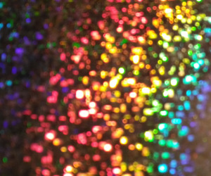 colorful, glitter, and holographic image