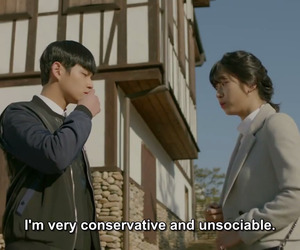 Korean Drama, kdrama, and uncontrollably fond image