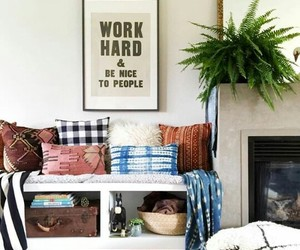 clean, cozy, and decor image