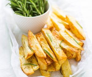 delicious, gluten free, and fries image