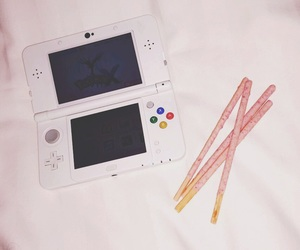 aesthetic, candy, and ds image