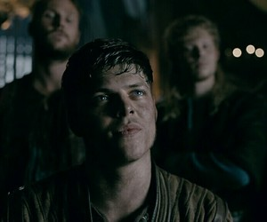 babe, vikings, and alex høgh andersen image