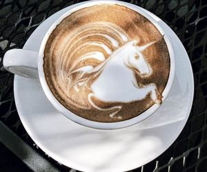 unicorn, coffee, and cup image