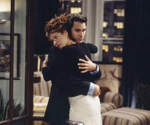 will and grace and debra messing image