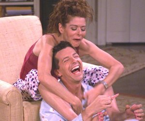 will and grace, sean hayes, and debra messing image