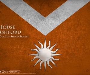 game of thrones, house tyrell, and house ashford image