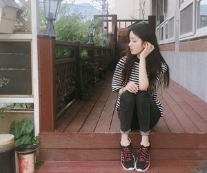 asian, ulzzang, and clothes image
