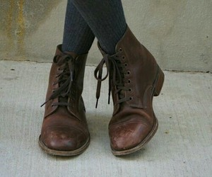 shoes, boots, and aesthetic image