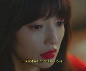 drama, girl, and series image