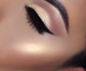 goals, makeup ideas, and highlight image
