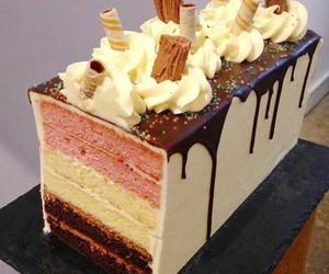 baking, cake, and cakes image