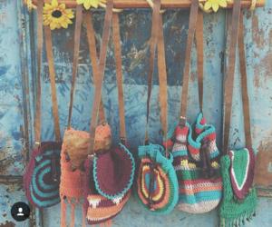 bag, hippie, and moda image