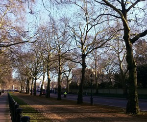 autumn, beautiful, and london image