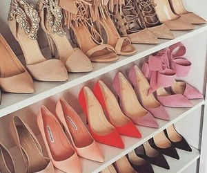 beauty, look, and shoes image