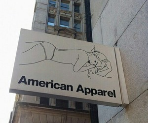 american apparel, grunge, and pale image