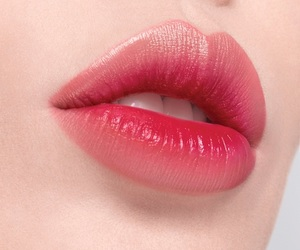 lips, pink, and beauty image