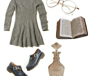 book, classy, and clothes image