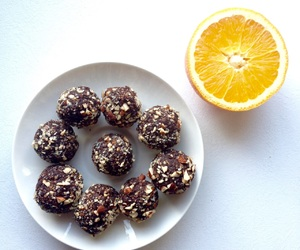 ferrero rocher, fit, and healthy image