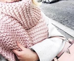 beautiful, fashion, and winter image