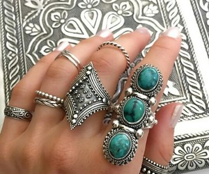 accessories, bohemian, and boho image