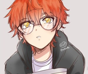 mystic messenger, anime, and zen image