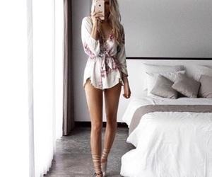 beauty, fashion, and clothing image