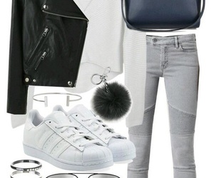 beauty, whiteshoes, and whitetop image