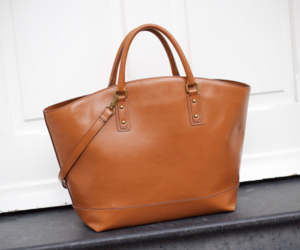 bag, fashion, and tote image