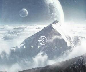 exo, exodus, and wallpaper image