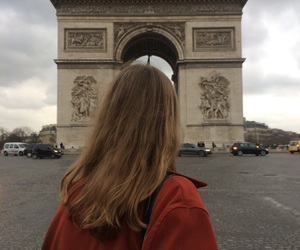 arc, france, and holidays image