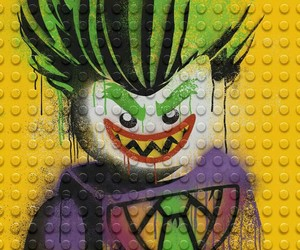 background, joker, and lego image