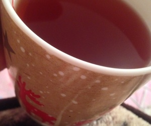 relax, tea, and winter image
