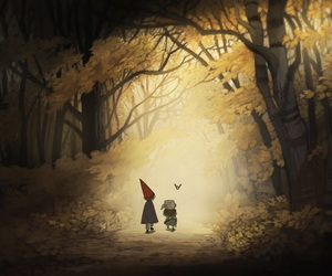 over the garden wall, Greg, and wirt image