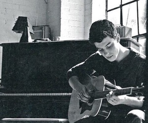 boy, music, and shawn image