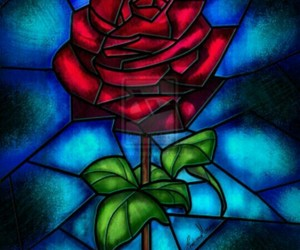 rose, art, and patterns image