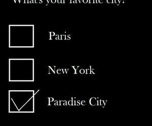 paradise city and Guns N Roses image