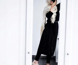 hijab and mode image