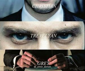 fifty shades of grey, Jamie Dornan, and christian grey image