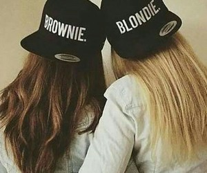 friends, bff, and blondie image