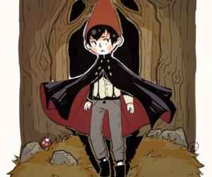 wirt, over the garden wall, and mas alla del jardin image