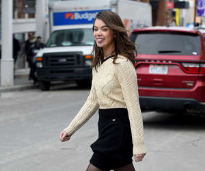 clothes, hailee steinfeld, and cute image