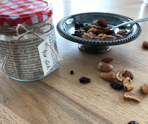 almond, food, and healthy image