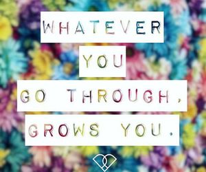 fitness, quote, and grow image