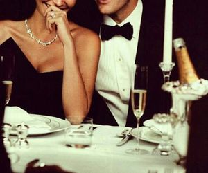 couple, love, and classy image