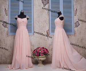 bridesmaid dresses, etsy, and wedding party dress image