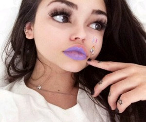 mel, snapchat, and maggie lindemann image
