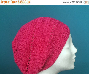 cotton, slouchyhat, and pink slouchy hat image